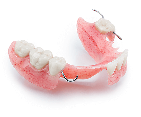 Acrylic Partial Dentures | Mishawaka and Fort Wayne, IN